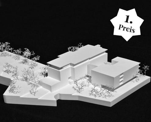 Wettbewerb Pflegeheim Weiz, 1. Preis, SKOPOS Wien